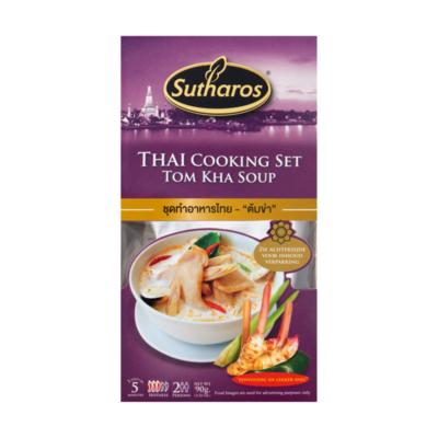 Sutharos Thai Cooking Set Tom Kha Soup