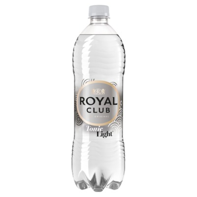 Royal Club tonic light 1 liter Incl. €0,25 statiegeld