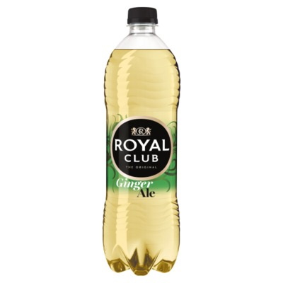 Royal Club ginger ale 1 liter Incl. €0,25 statiegeld