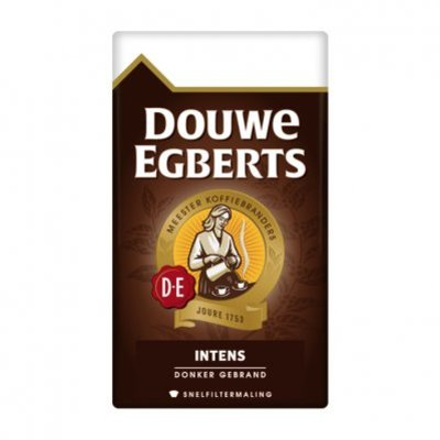 Douwe Egberts Intens filterkoffie
