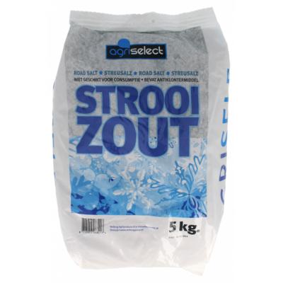 Agriselect Strooizout 5 kilogram
