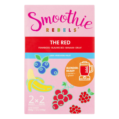 Smoothie Rebels The red