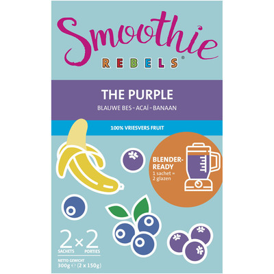 Smoothie Rebels The purple