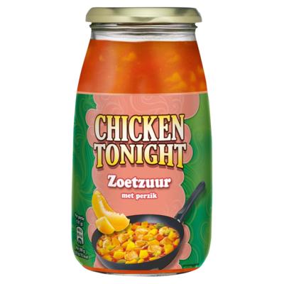 Chicken Tonight Chicken tonight zoetzuur perzik
