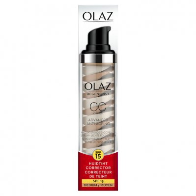 Olaz Regenerist cc cream medium