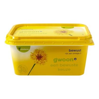 Huismerk margarine bewust kuip