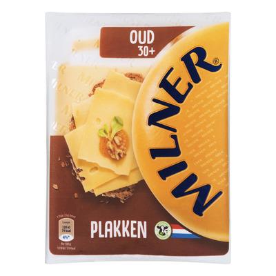 Milner Oude kaas 30+ plakken