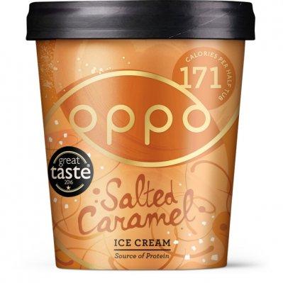 Oppo Ice Cream Salted caramel ice cream
