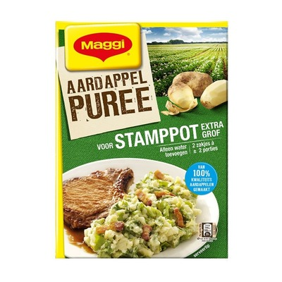 Maggi Aardappelpuree stamppot