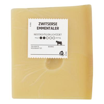 Huismerk Zwitserse Emmentaler AOP 45+ voorverpakt