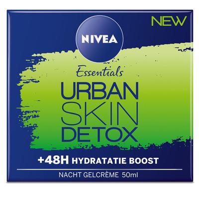 Nivea Essentials regeneration nachtcrème