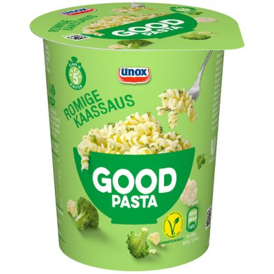 Unox Goodpasta kaassaus
