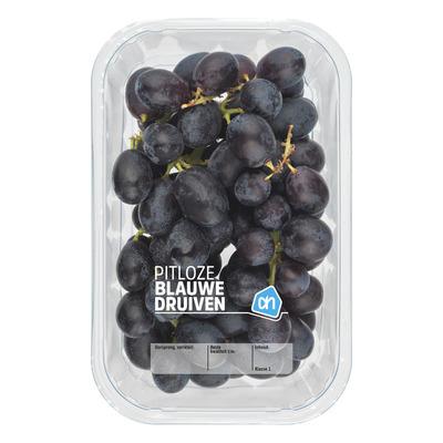 Huismerk Pitloze blauwe druiven