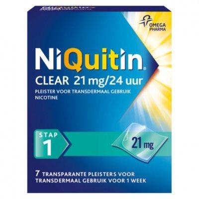 Niquitin Clear nr. 1