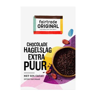 Fairtrade Original Hagelslag extra puur