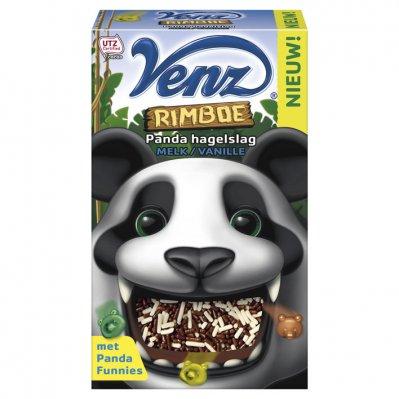 Venz Rimboe panda hagelslag melk-vanille