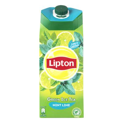 Lipton Green ice tea mint-lime