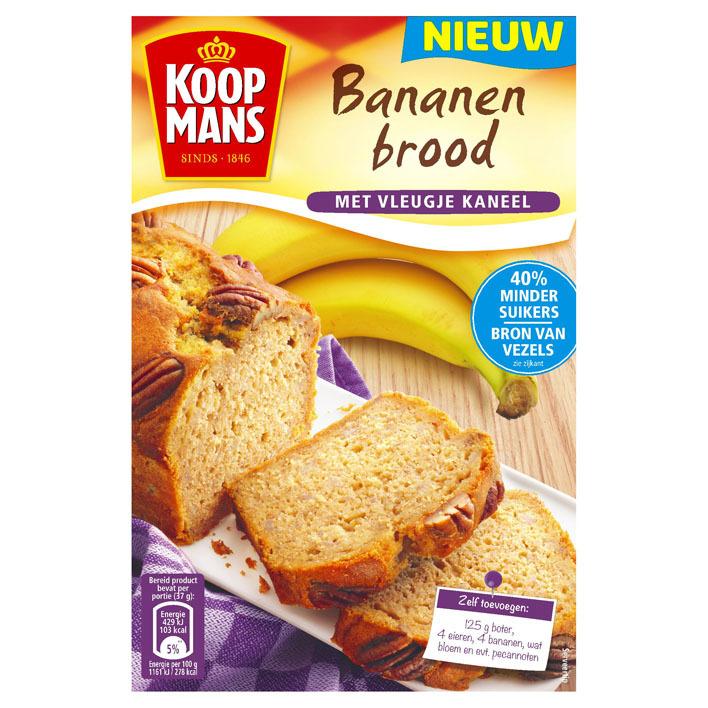 Koopmans Bananen brood