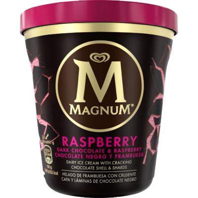 Ola Magnum pint dark chocolate
