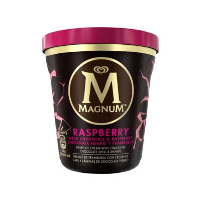Magnum Dark Chocolate Raspberry