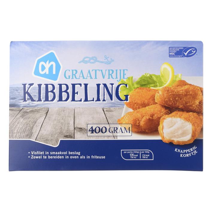 Huismerk Kibbeling