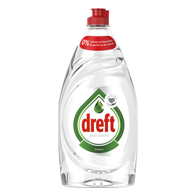 Dreft Purclean afwasmiddel