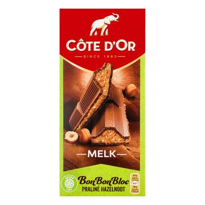 Côte d'Or Bonbonbloc praline noisette