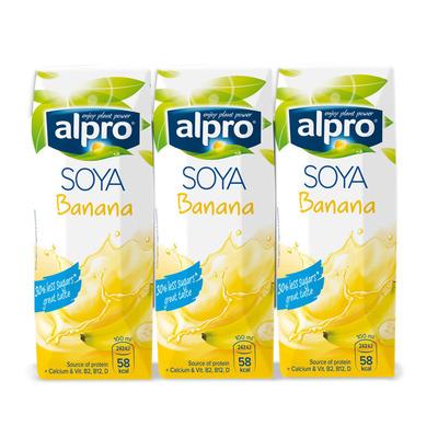 Alpro Sojadrink banaan