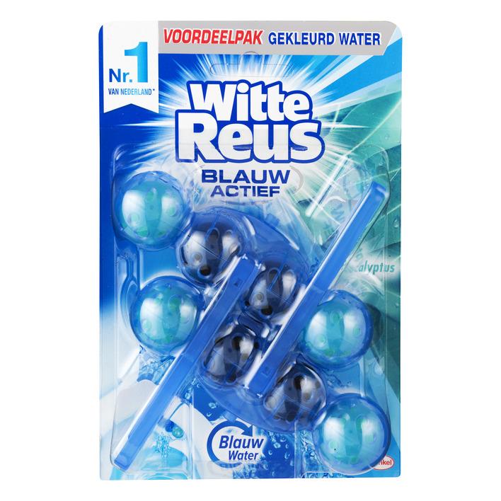 Witte Reus Kracht actief blauw actief