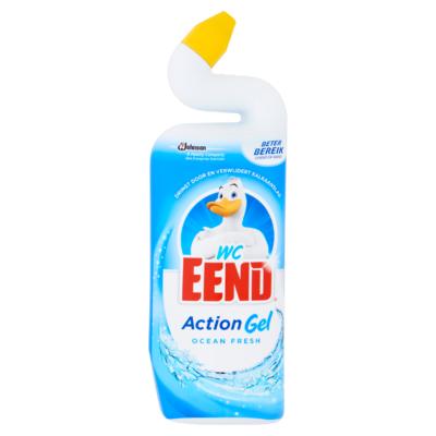 WC-Eend Action Gel Ocean Fresh 750 ml