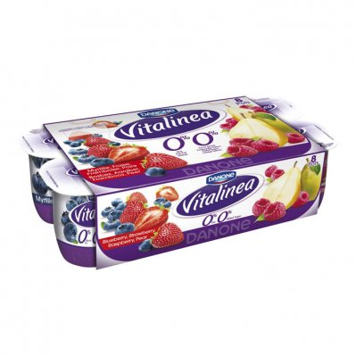 Danone Vitalinea yoghurt assorti