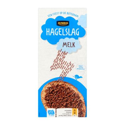 Huismerk Hagelslag Melk