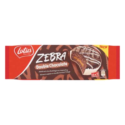 Lotus Zebra Double Chocolate