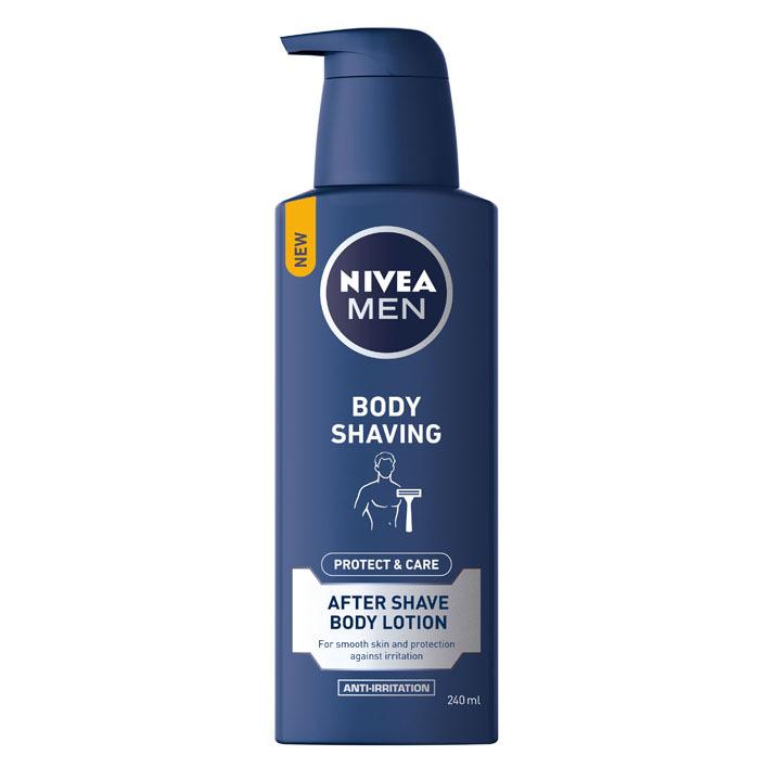 Nivea Men body aftershave lotion