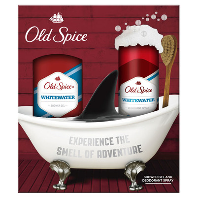 Old Spice White water mixed 2IT