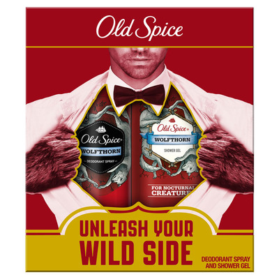 Old Spice Wolfthorn mixed 2IT