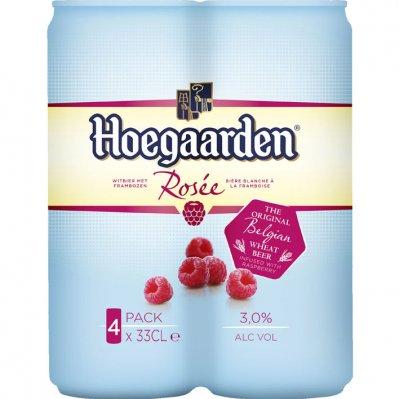 Hoegaarden Rosé witbier 0.0%