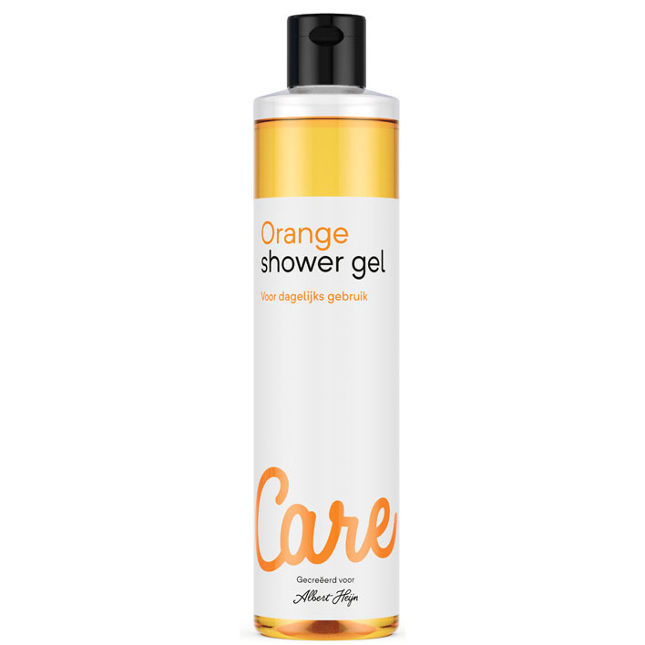 Care Douchegel orange