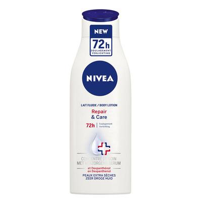 Nivea Repair body lotion