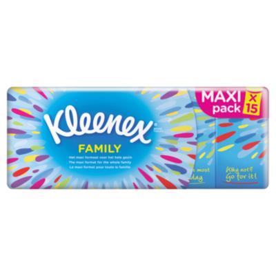 Kleenex Family zakdoeken