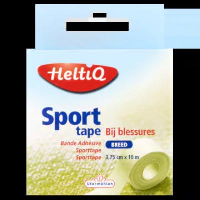HeltiQ Sporttape Bij Blessures Breed 3,75 cm x 10m