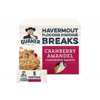 Quaker Havermoutreep amandel cranberry