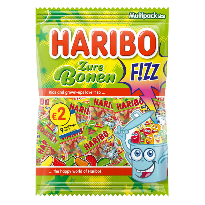 Haribo Zure bonen