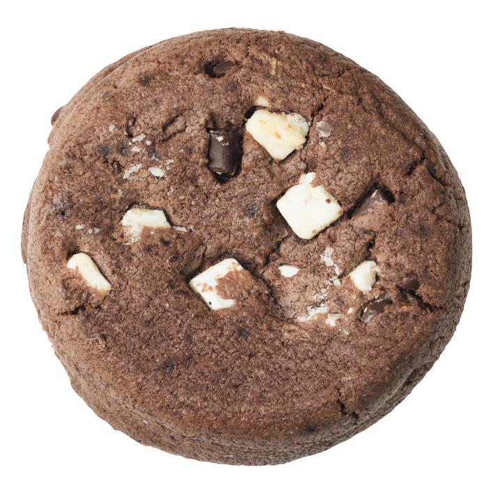 Huismerk Cookie triple chocolade