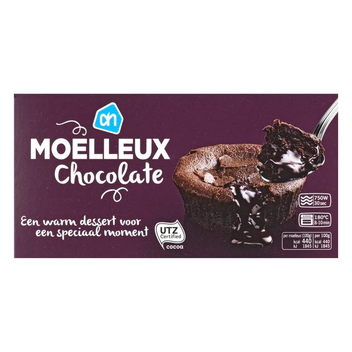 Huismerk Moelleux chocolate