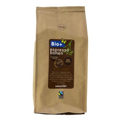 Bio+ Espressobonen Fairtrade