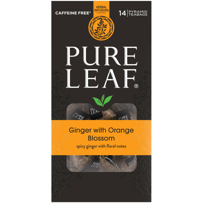 Pure Leaf Ginger orange thee