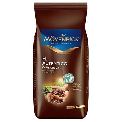 Mövenpick El autentico caffé crema bohnen