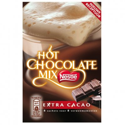 Nestlé Hot chocolate mix extra cacao