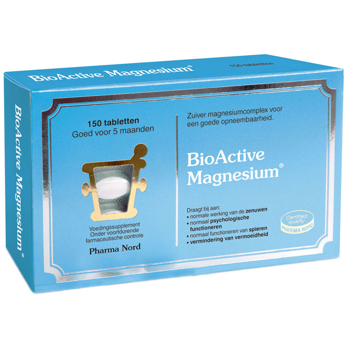 Pharma Nord Bio active magnesium tabletten